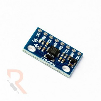 mpu6050_3-osiowy_akcelerometr_żyroskop_I2C_rezystore_pl