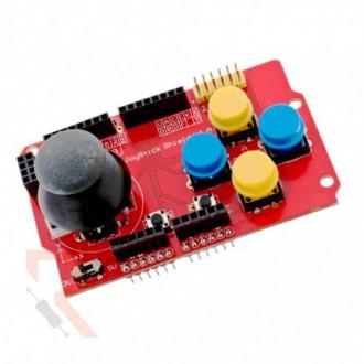 Moduł-Shield-joystick-6-przyciskow_rezystore_pl