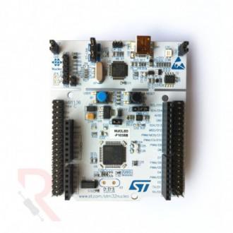 STM32F104_Nucleo-64_rezystore_pl