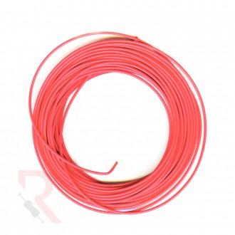 Przewód [RÓŻNE WARIANTY] - linka - 1 - 0,5mm2 - 2,5mm - Czerwony