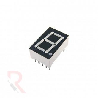 Wyświetlacz LED 7-segmentowy [RÓŻNE WARIANTY] - 1 cyfra -...