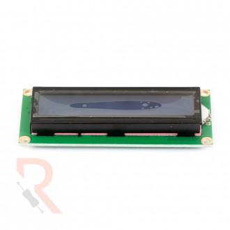 Wyświetlacz LCD alfanumeryczny  [RÓŻNE WARIANTY] - 2x16 -...