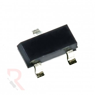 Tranzystor BSS138 N-MOSFET SMD
