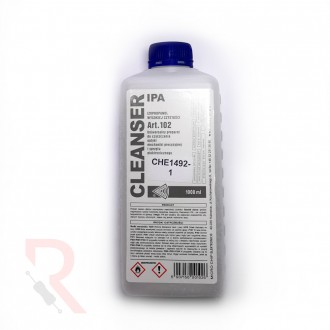 Alkohol izopropylowy IPA [RÓŻNE WARIANTY] - 1l