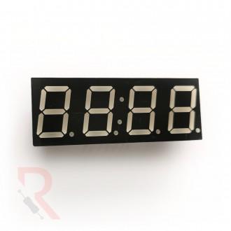 Wyświetlacz LED 7-segmentowy [RÓŻNE WARIANTY] - 4 cyfry -...