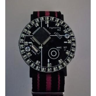 LIGHTRING – świet(l)ny zegarek na rękę w stylu cyberpunk