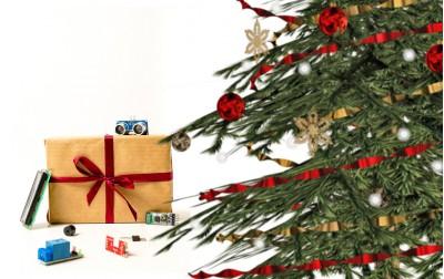 Błyskawiczna wysyłka prezentów na święta